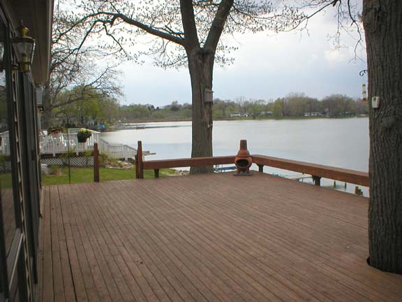 Cavanaugh Lake Chelsea Michigan